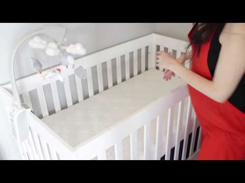 Best Mattress For First Time Moms: Newton Crib Mattress Review