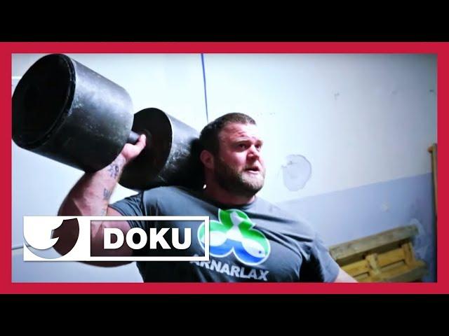 Das sind die stärksten Männer der Welt |  Doku
