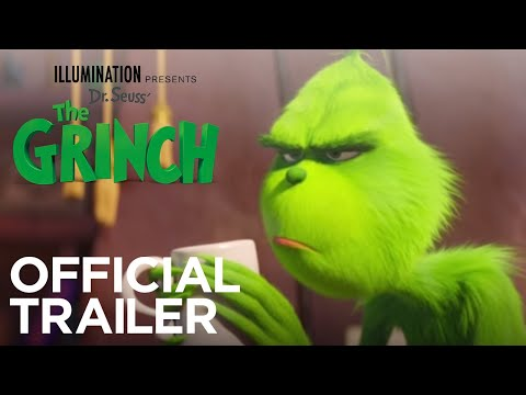 The Grinch | Official Trailer #3 [HD] | Illumination