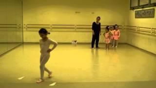 Мири - Открытый урок на кружке балета - 6