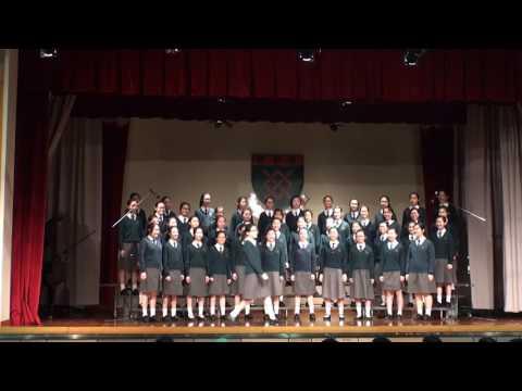 BPS Open Days 2017 - Opening Ceremony - Senior Choir