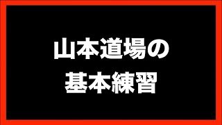 【地面反力スイングの基本】山本道場の基本練習① thumbnail