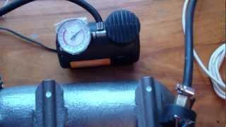 Воздушный сигнал на легковой автомобиль(, 2013-01-17T19:43:25.000Z)
