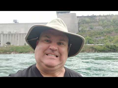 Niagara  River...Devils Hole King Salmon Fishing