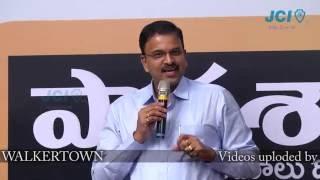 Leadership Session By Sri VV Laxminarayana IPS at Patashala