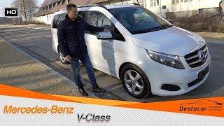 Осмотр Mercedes V Class /// Гарантийные пакеты Mercedes в Германии