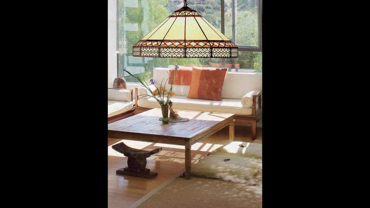 L mparas tiffany originales lamparas estilo tiffany - Lamparas originales ...