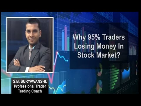 WHY 95% OF TRADERS LOSE MONEY || TOP MISTAKES By TRADERS || Free Stock Market Training