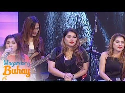 Magandang Buhay: Momshies sing-along with Aegis
