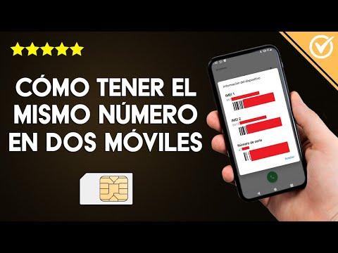 Cómo Tener el Mismo Número en dos Dispositivos Móviles o Hacer un Duplicado de mi Tarjeta SIM