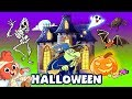 Halloween cartoons for kids | Scary Halloween video for Children | Trick or Treat