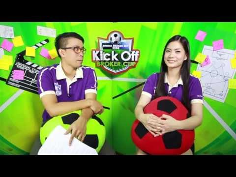 Kick Off Broker Cup 2_KTZMICO vs SET, SCB vs UOB, KGI vs Philip, Maybank vs Aira, บอลรุ่นอาวุโส