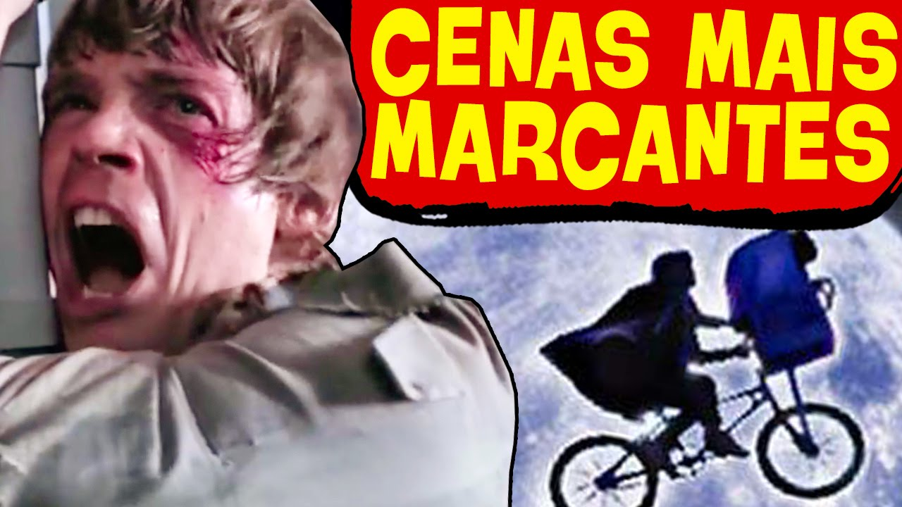 10 cenas mais famosas do cinema