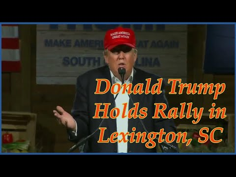 donald-trump-holds-rally-in-lexington,-sc-(2016)
