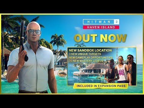 Hitman 2 Latest Dlc Takes Agent 47 To The Maldives Green Man Gaming Newsroom