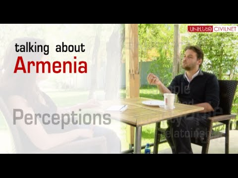 Talking about Armenia: A French Perspective