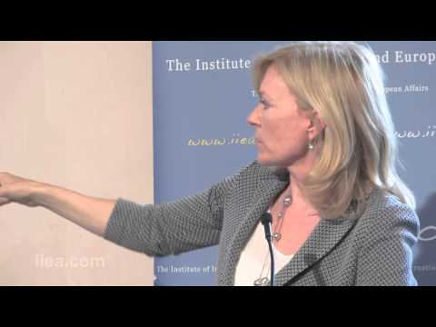 Prof. Deirdre Curtin - Are National Parliaments Behind the EU Curve? Does it Matter? - 08 May 2014