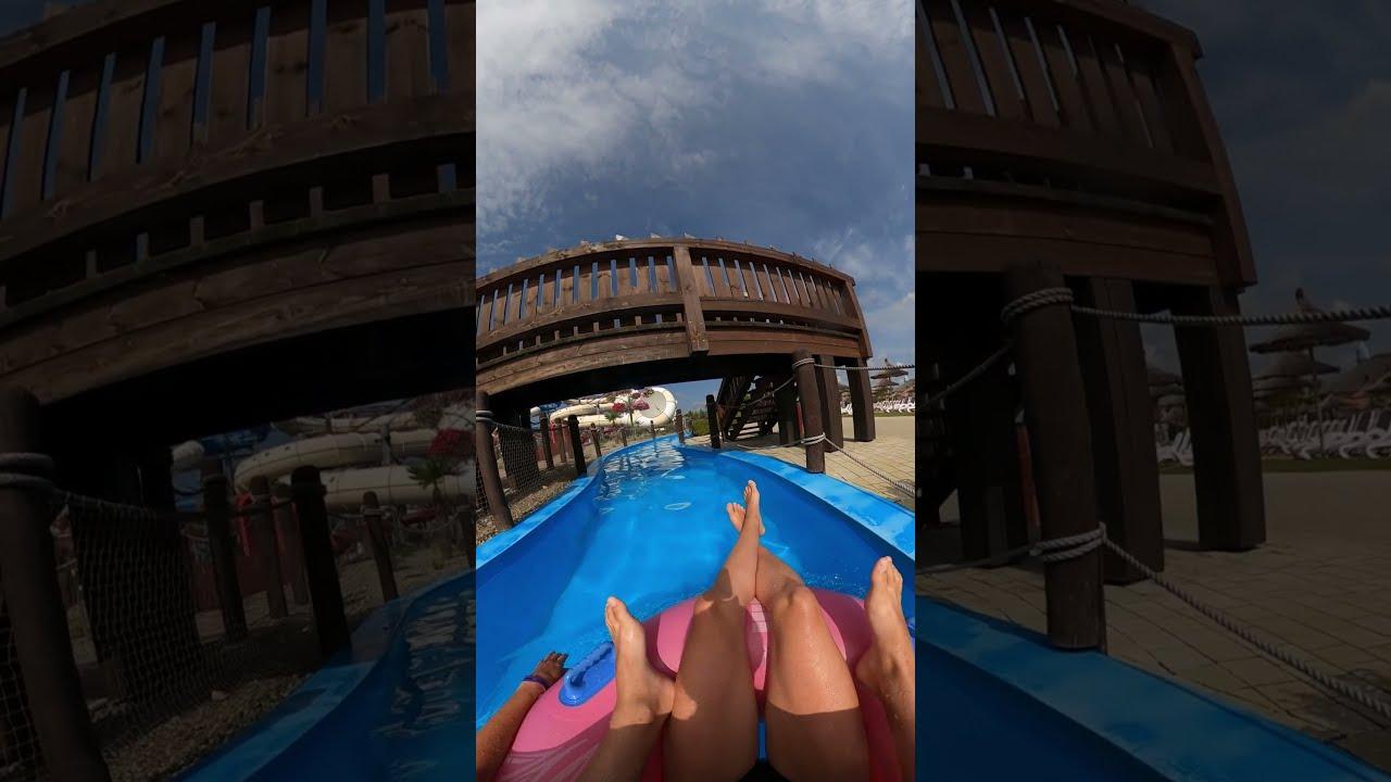 EnergyLandia Adventure River Double Tube #Shorts