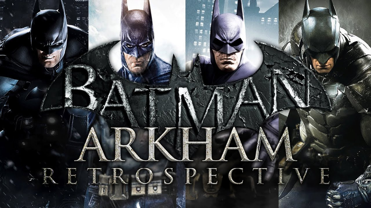 The Arkham Legacy | Batman Arkham Retrospective - YouTube