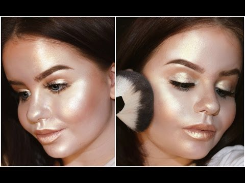 FULL FACE USING ONLY HIGHLIGHTERS (Extended Version) | @MARIYA.AE