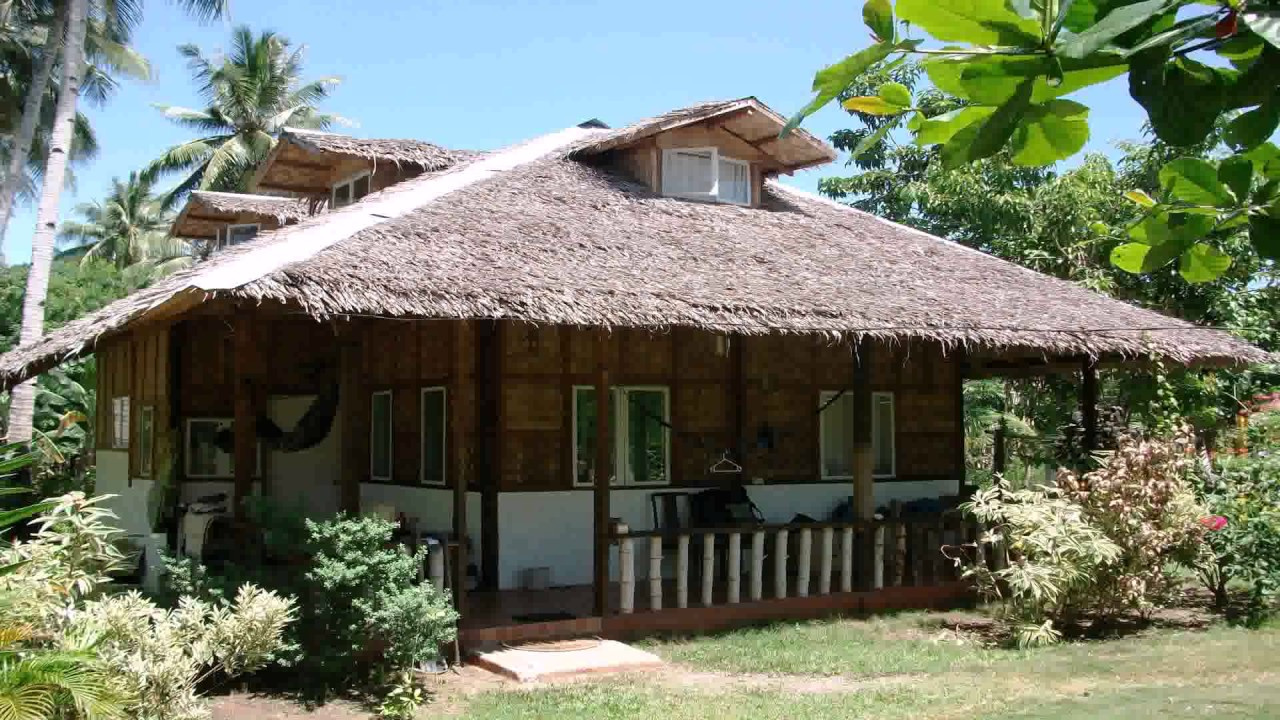 Simple Native House Design In The Philippines See