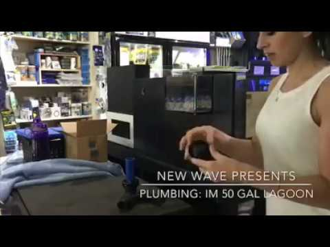 Innovative Marine EXT 50 Lagoon: Plumbing and Set-Up