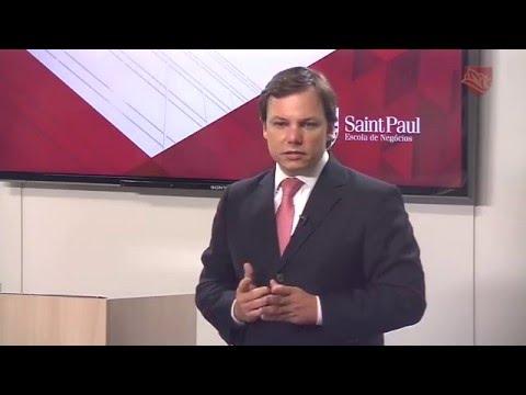 Ciclo de Palestras Saint Paul: Indústria Investment Banking