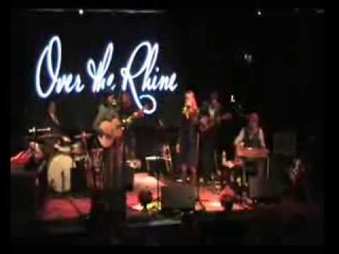 Over The Rhine - Blue Jean Sky (NYC, Oct. 2013)