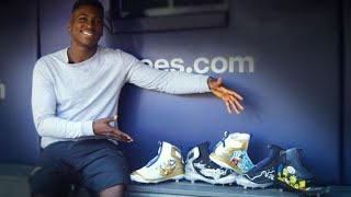 Story of the Spikes: Didi Gregorius' customized Players' Weekend cleats