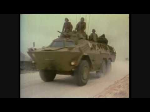 South African Army vehicles