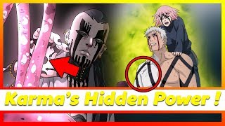 Jigen Reveals The Byakugou & Karma Seal's Connection!