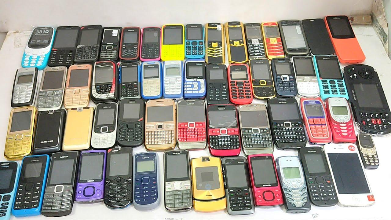 100 mẫu điện thoại độc, lạ, Nokia cổ khó kiếm 2020 | nokia cổ - CÔNG TY CP  SX THIẾT BỊ CHIẾU SÁNG TK VIỆT NAM