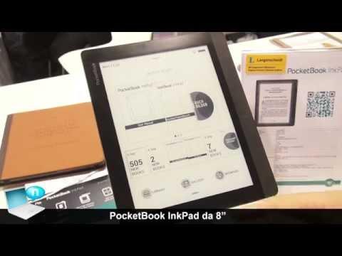 Pocketbook InkPad ereader da 8 pollici