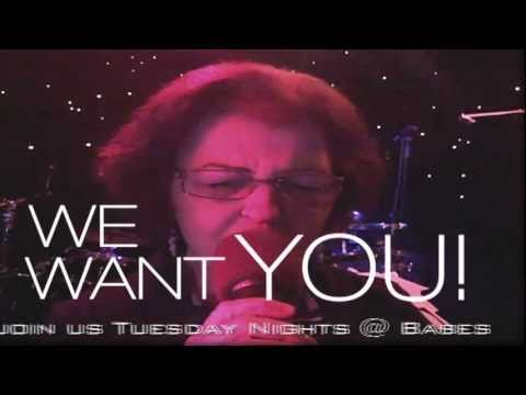 Looking for great singers for Tues Night Karaoke @ Babes Lounge