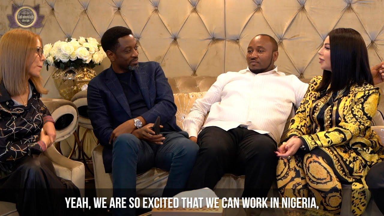 Luxury Antonovich Design, Best Home Design company in Nigeria!