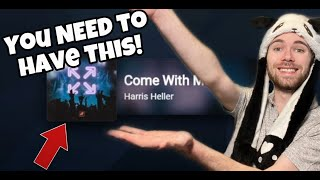 How To Get Harris Heller's Music Widget! (For Your Live Stream)