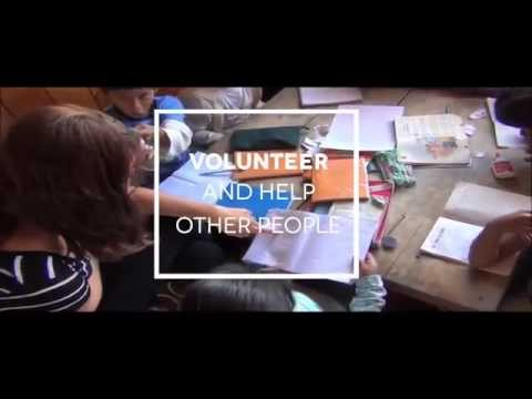 Become a global citizen by doing a volunteering internship abroad with AIESEC!