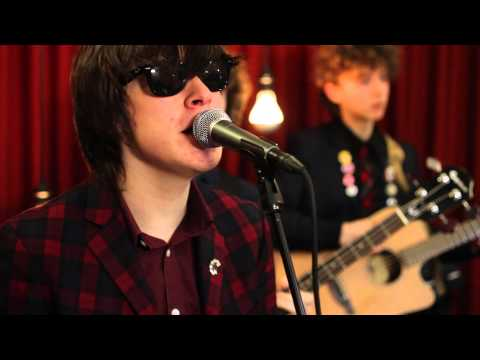 Studio Brussel: The Strypes - Hard To Say No (live)