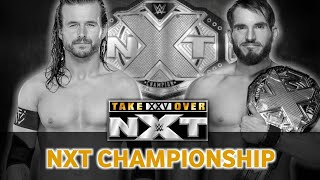 NXT Takeover 25 2019 Match Card with Predictions