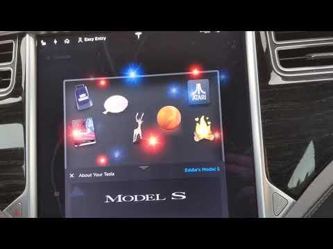 Tesla Prank: Fart app