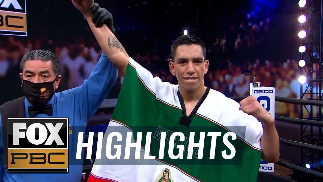 Juan Macias Montiel dispatches James Kirkland in less than two minutes |  HIGHLIGHTS | PBC ON FOX - YouTube