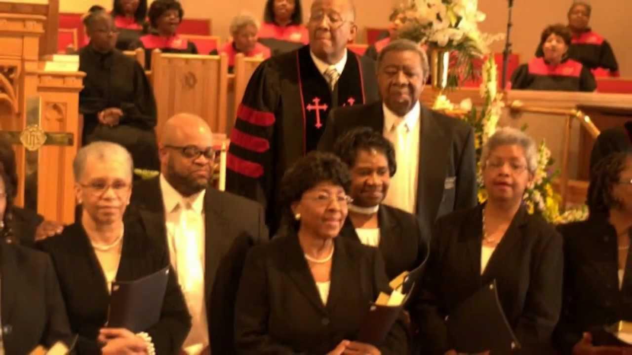Black Baptist Deacon