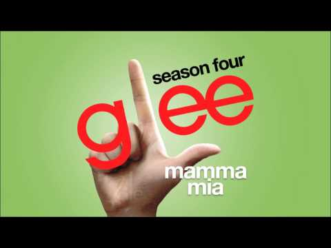 Mamma Mia | Glee [HD FULL STUDIO]