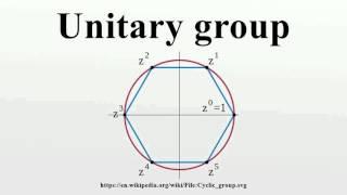Unitary Group