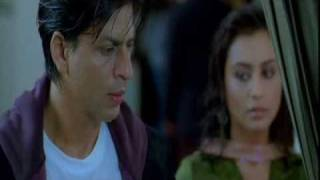 Shahrukh Khan and Rani - KANK