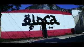 ELORA 24HBH Graffiti Bombing jakarta, Indonesia. Trailer 2012 (HD)