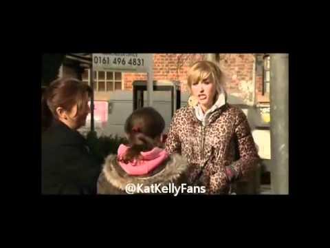 4th April 2011 Coronation Street (Becky McDonald & Kylie Turner Scenes)
