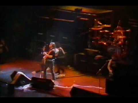 Motörhead - The Hammer (Live Birthday Party '85)