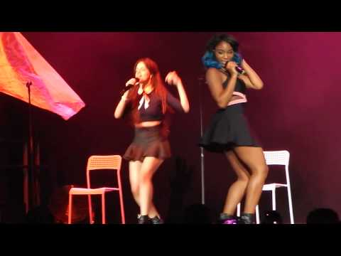 Fifth Harmony - Chandelier/Miss Movin' On (10/19/14 AZ State Fair)