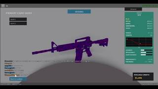 Farming for the scar-L (Phantom forces ROBLOX)